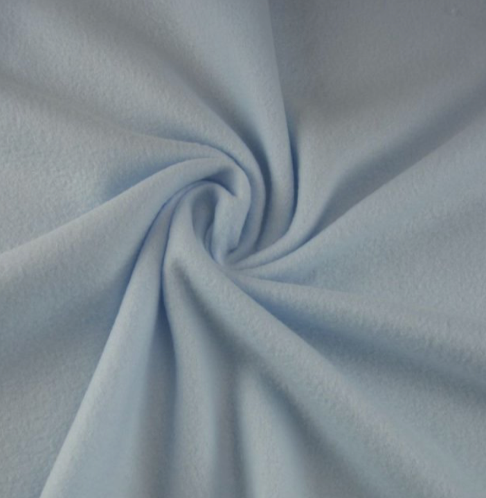 Polar fleece Baby Blue