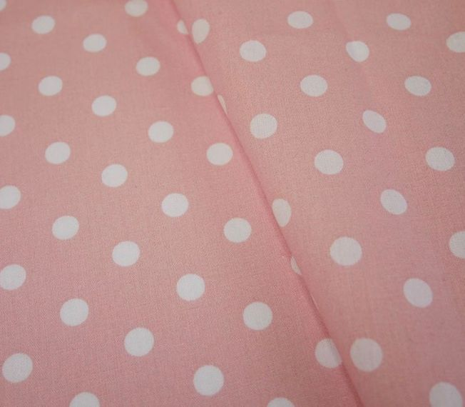 Peaspot cotton in pink