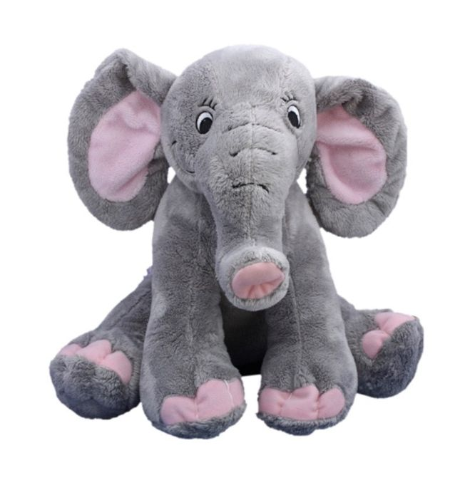 Weighted Cuddly Elephant 16